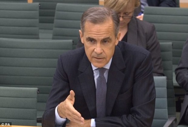 Bank of England Governor Mark Carney said moves to put up barriers would hurt the EU more than the UK