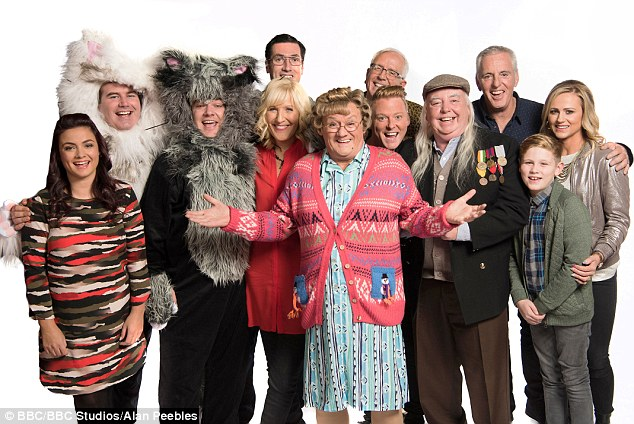 Ms Creasy asked a conference of the Fabian Society ¿ a talking shop for highbrow liberals ¿ whether anyone in the audience watched Mrs Brown's Boys