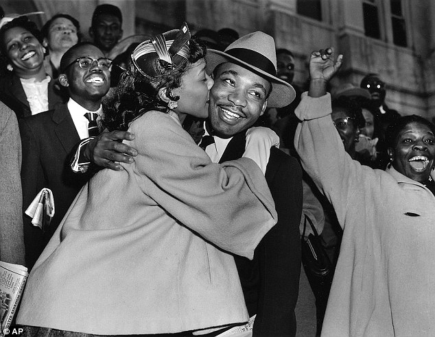 Image result for Martin Luther King Jr and coretta
