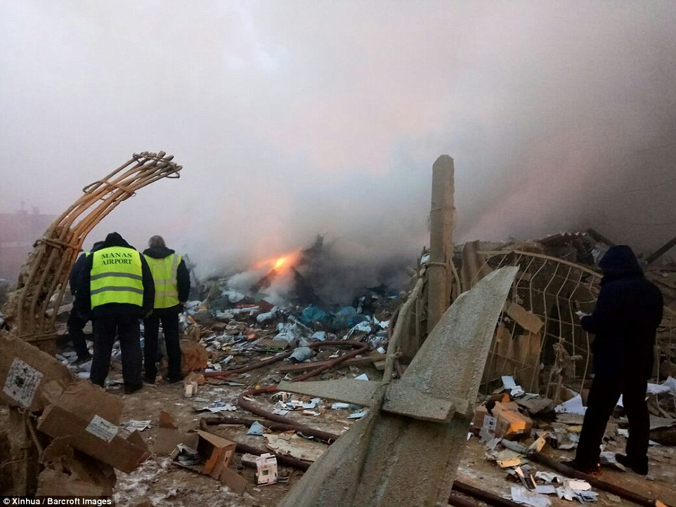 More than a thousand rescue workers were at the scene by late morning in the residential area where dozens of houses have been destroyed