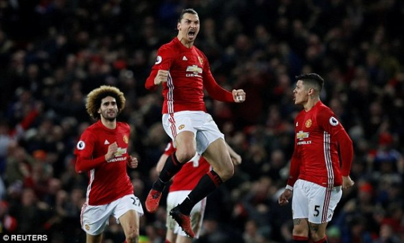 Manchester United have risen to the top of the Deloitte Money League for 2015-16