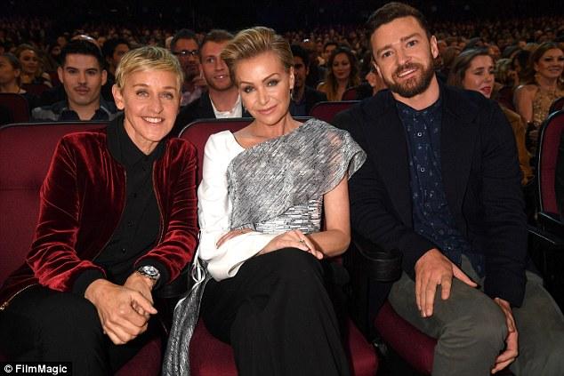 Ellen DeGeneres Wins 20th People's Choice Award