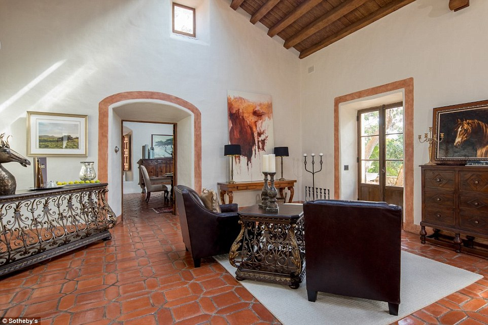 Clint Eastwood Selling Spanish Mansion In Pebble Beach