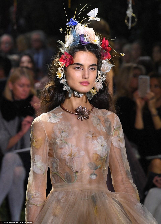 Christian Diors Maria Grazia Chiuris couture debut