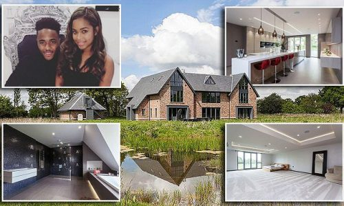 Manchester City's Raheem Sterling buys £3.1m new home