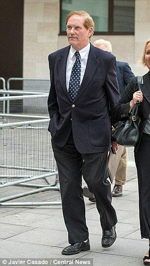 Patrick Marshall, 70, allegedly preyed on vulnerable boys during the sixties and seventies at Windsor Grammar School, Windsor and then at St Paul's School, in Barnes, London