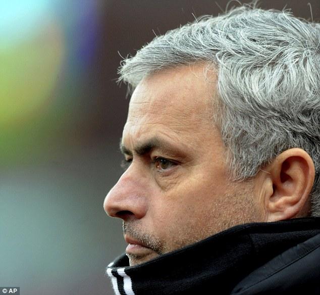 man united boss jose