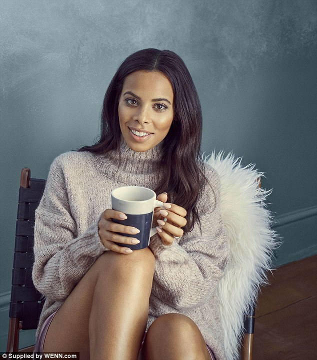 Pregnant Rochelle Humes, 27, took to Twitter to ask for advice on turning her placenta into tablets. The star is appearing in a new campaign for Dulux