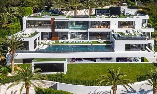 25 most expensive homes of 2017 revealed  Daily Mail Online