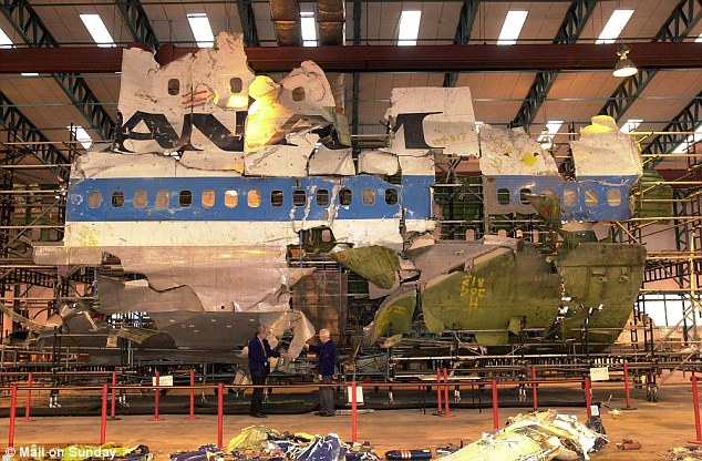 Remains of Pan Am 103.For three years Police Scotland has also been running an Operation Sandwood investigation into claims that Crown officials, police officers and expert witnesses acted illegally to secure Megrahi's conviction