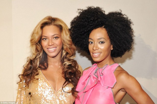 Oh dear...Atop their Lemonade woes, back in 2014, following the Met Gala, TMZ released footage depicting Beyonce's sister Solange seemingly attacking her brother-in-law in scenes which shocked the showbiz world