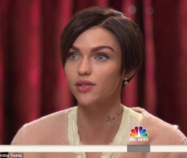 Unexpected Ruby Rose Said Her Mom Katia Langenheim Knew She Was A Lesbian Long Before