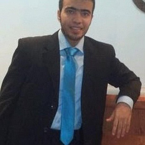 Investigators believe 29-year-old Egyptian national Abdallah El Hamahmy is the man shot five times outside the Louvre yesterday