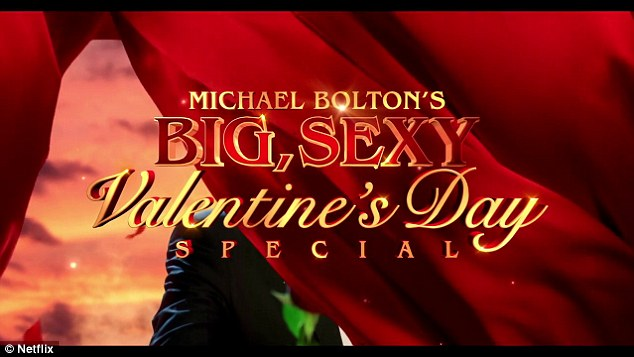 Image result for michael bolton's big, sexy valentine's day special