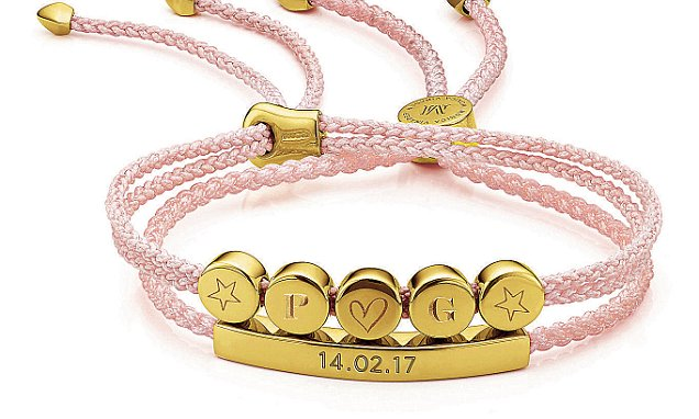 Style Notes Valentines Day Jewellery Daily Mail Online