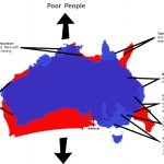 Reddit Shows Similarities Between U S And Australia Map Daily Mail Online