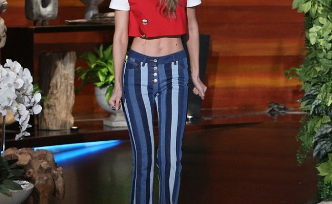 Gigi Hadid Gushes About Zayn Malik During Her Ellen Debut