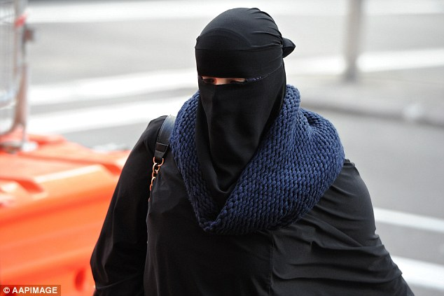 Women wearing the burqa or niqab could now face two weeks' jail or a $1,500 fine if they refuse to show their faces in court