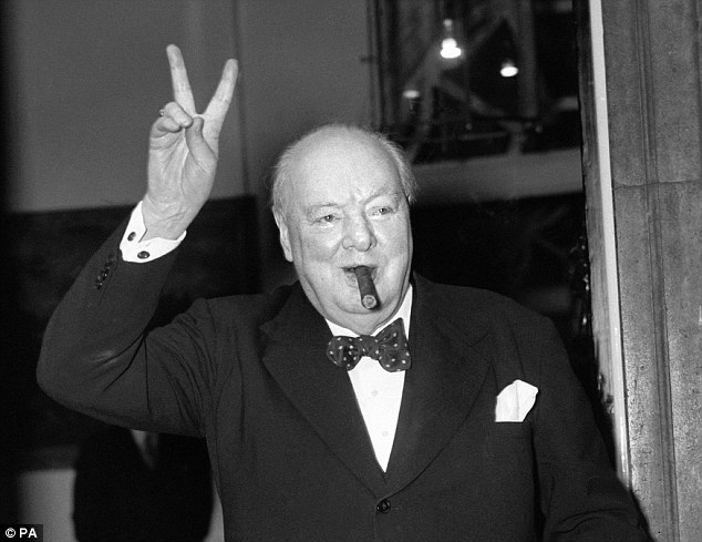Guy Verhofstadt quoted from 'British Bulldog' Churchill as he insisted the wartime leader wanted the UK to play a 'decisive part' in the bloc