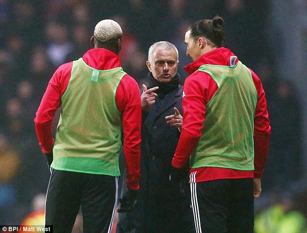Manchester United 'more Focused' Vs Blackburn Mourinho