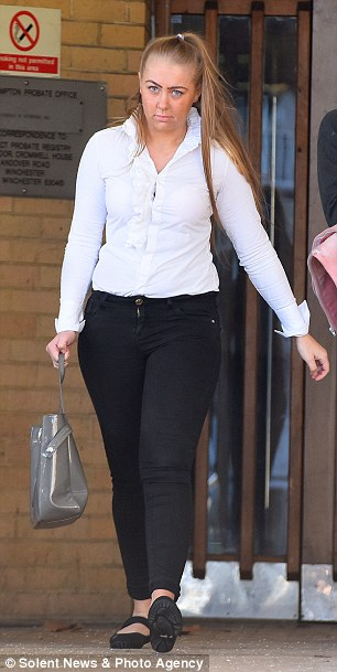 Chantelle Matthews hits husband's ex-GF with car, walks away free in court