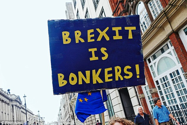'Now, in the 21st century, such derogatory sentiments about 'the people' are dangerously back in fashion — ever since they dared vote for Brexit in Britain, and for Donald Trump in the United States'