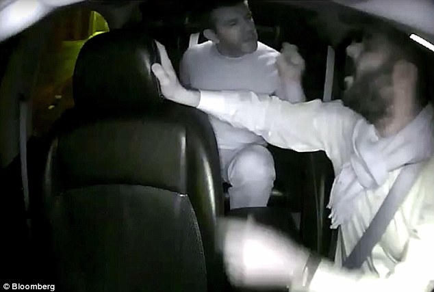 Uber CEO Travis Kalanick was filmed in a heated argument with a driver who took him home in San Francisco on Super Bowl Sunday