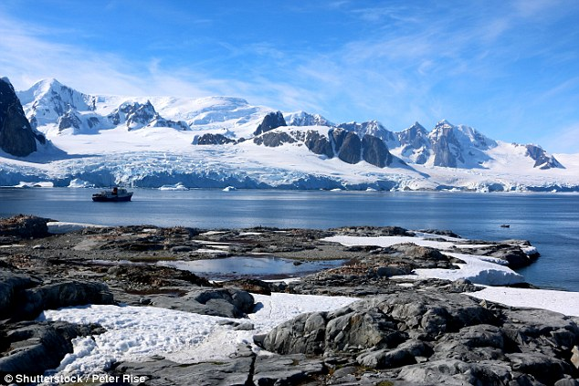 Temperatures in the Antarctic Peninsula reached a record high of 17.5°C (63.5°F) during a two-day heatwave