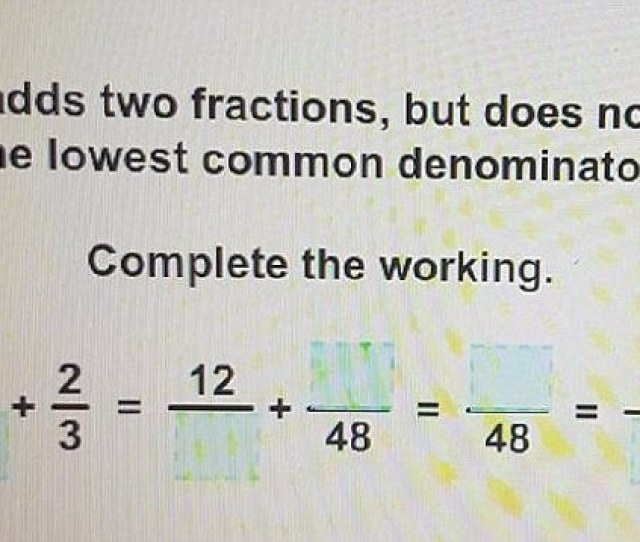 This Challenging Year  Maths Homework Question Left An Entire Family Scratching Their Heads But