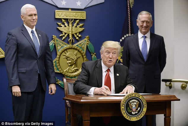 Trump launched a nationwide controversy by signing an executive order a week after his inauguration, barring the entry of refugees and other travelers from Iran, Iraq, Libya, Somalia, Sudan, Syria and Yemen; Iraq was removed from a second version that the high court will review