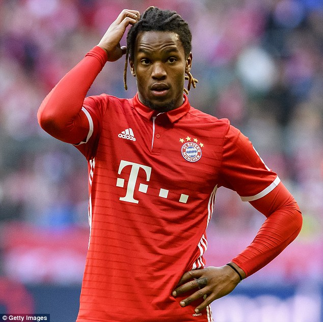 Carlo Ancelotti is certain Renato Sanches will not leave  Daily Mail Online