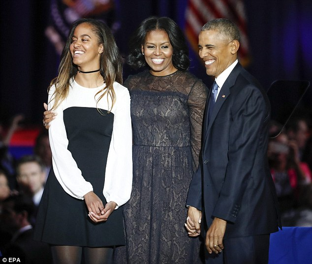 That Barack Obama¿s a lovely guy, right? He's a great husband, father, son and friend