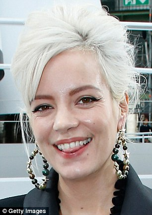 icy white hair is the latest celebrity hair trend daily mail online