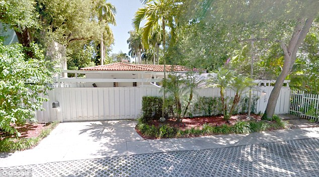 In 2013 Bannon signed a two-year lease with his third ex-wife Diane Clohesy, a Tea Party activist, for a Miami home on Opechee Drive, pictured above