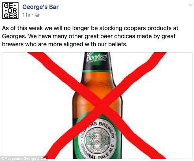 Hasil gambar untuk coopers beer gay