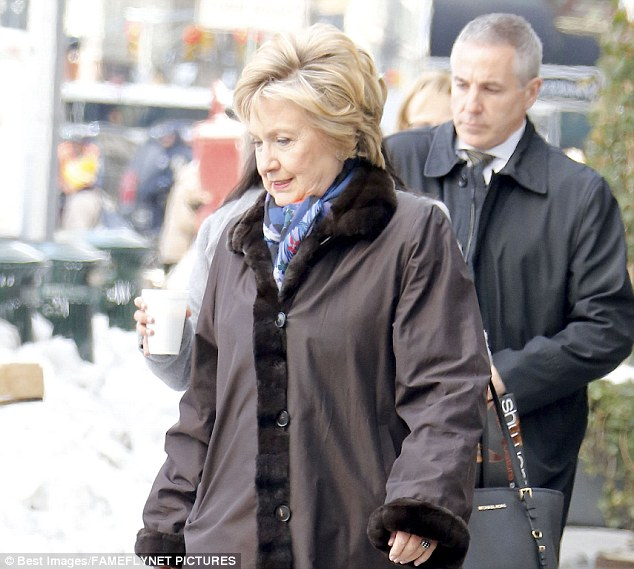 If at first you don't succeed...:Rumors continue to circulate that Hillary could be considering a run for mayor in New York City later this year