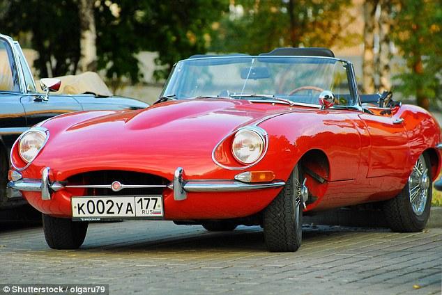 Model Car Firm Charges Upwards Of £1,000 For Etype Jaguar