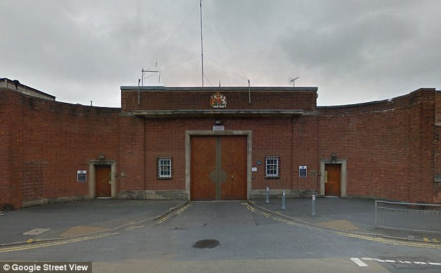 HMP Stafford (pictured), where he is currently serving a five-year sentence for sexual assaults on underage girls between 1968 and 1986