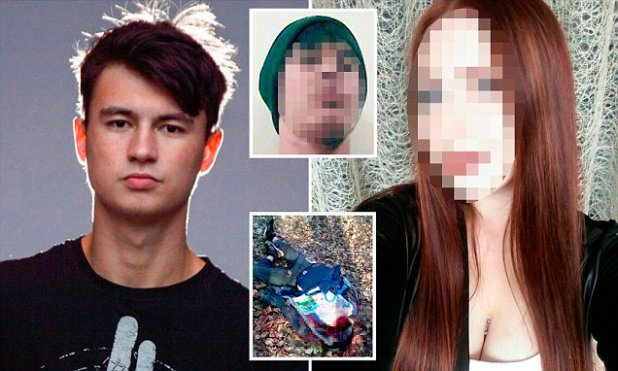 Teen decapitates friend to avenge 'assault' on girlfriend