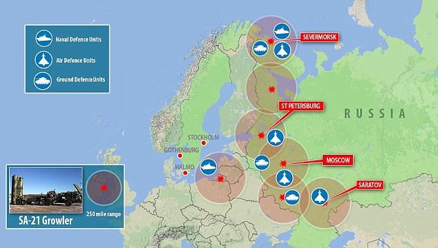 La Suède est de plus en plus en plus préoccupés par l'accumulation militaire russe. En cas d'une guerre des ressources de minerai de fer de Suède et sa position stratégique sur la mer Baltique seraient cruciales