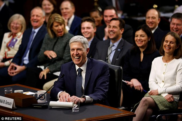 Judge Neil Gorsuch could have an easier path to the Supreme Court than anyone expects, if Senate Democrats throw in the towel in exchange for a handful of Republicans pledging to keep their options open next time around