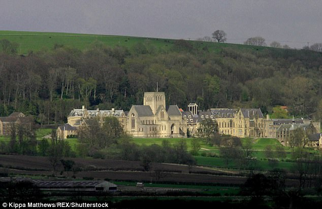 £33,000-a-year Ampleforth College, in North Yorkshire, which boasts Rupert Everett and James Norton among its alumni