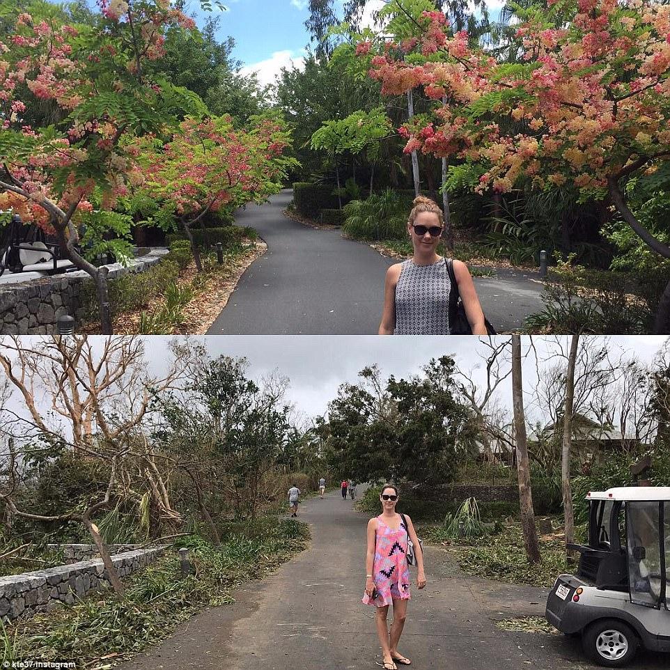 Cyclone Debbie Creates Holiday Hell On Hamilton Island