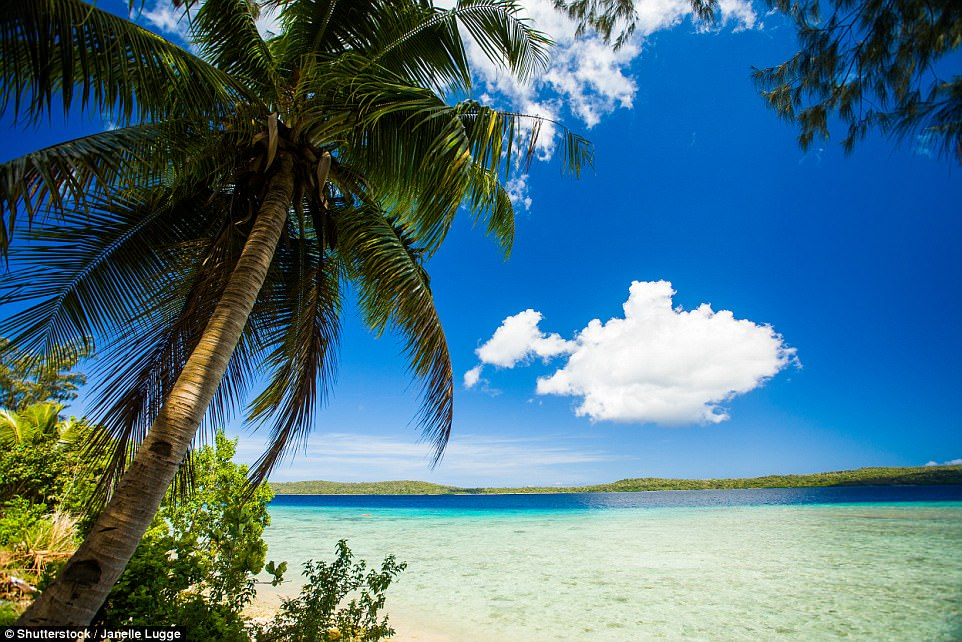 Vanuatu is an 83-island archipelago and is one of the top holiday destinations in the South Pacific