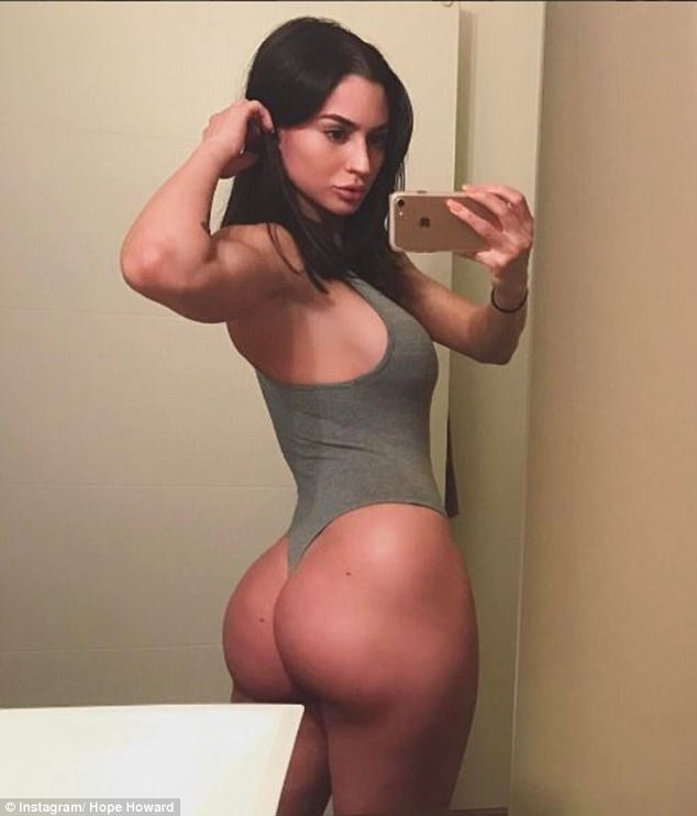 instagram models thick