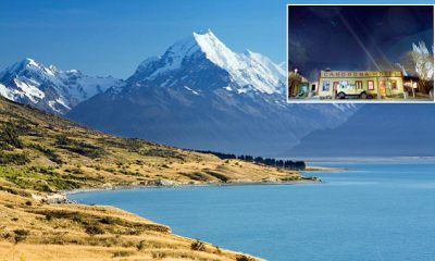Mark Palmer explores New Zealand's Queenstown | Daily Mail ...