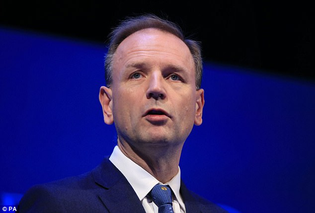 Simon Stevens announced he was abandoning the commitment that patients would wait no more than 18 weeks for operations