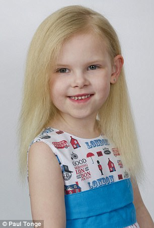 uncombable hair syndrome girl