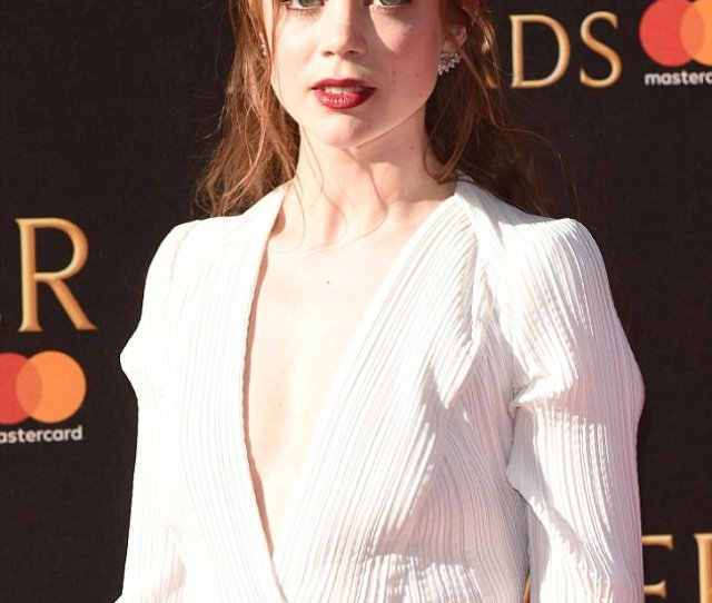 Stunning Star Game Of Thrones Star Charlotte Hope Perhaps Didnt Mean To Reveal