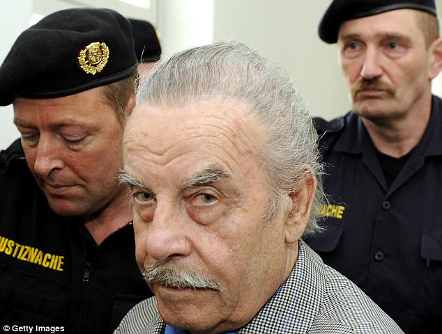 Josef Fritzl pictured during his 2009 trial in St. Poelten, Austria. The then 73-year-old was jailed for life for his crimes, but new reports suggest he believes he will one day walk free